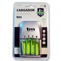 CARGADOR PILAS R3/R6 TME
